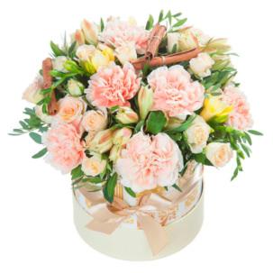 """Цветы в коробке """"Роскошь"""""""
